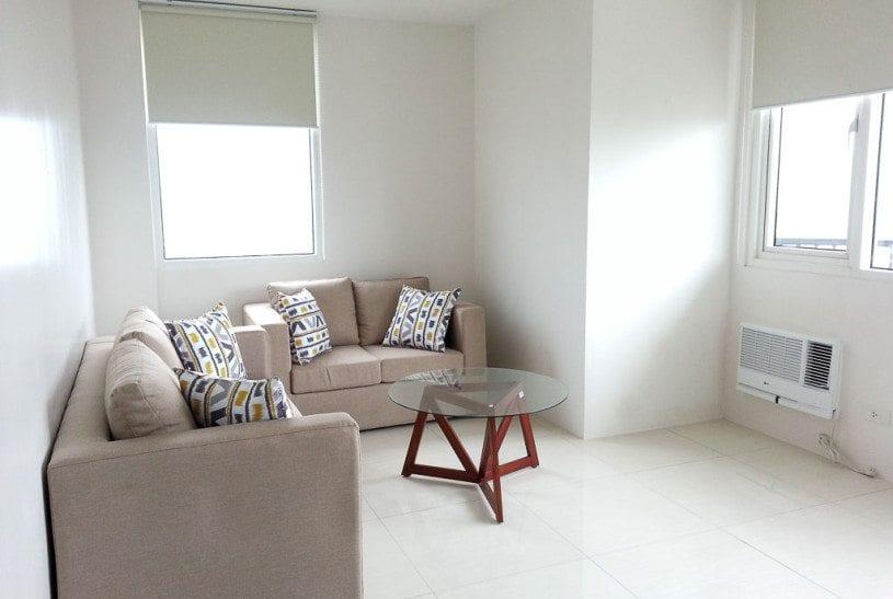 RC228 2 Bedroom Condo for Rent in Cebu Business Park Calyx Resid