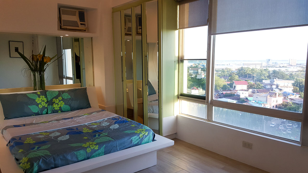 Furnished 2 Bedroom Condo For Rent In Cebu Business Park
