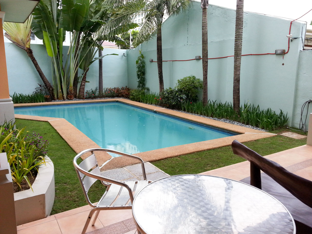 4 bedroom house for rent in cebu cebu grand realty - Houses with swimming pools for rent ...