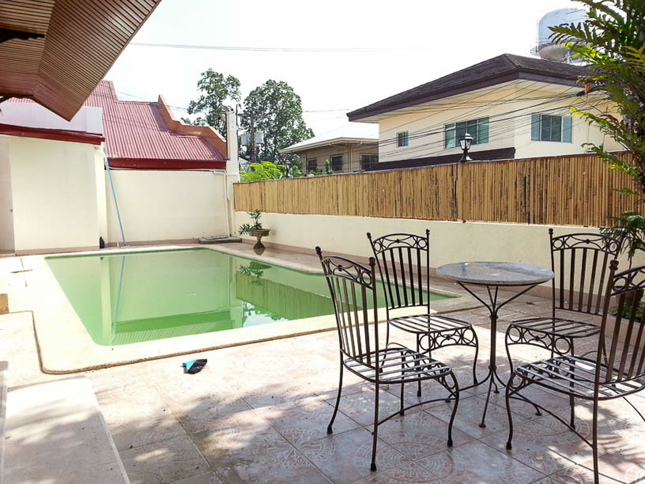 House for rent with swimming pool in cebu cebu grand realty for House with swimming pool for rent in quezon city