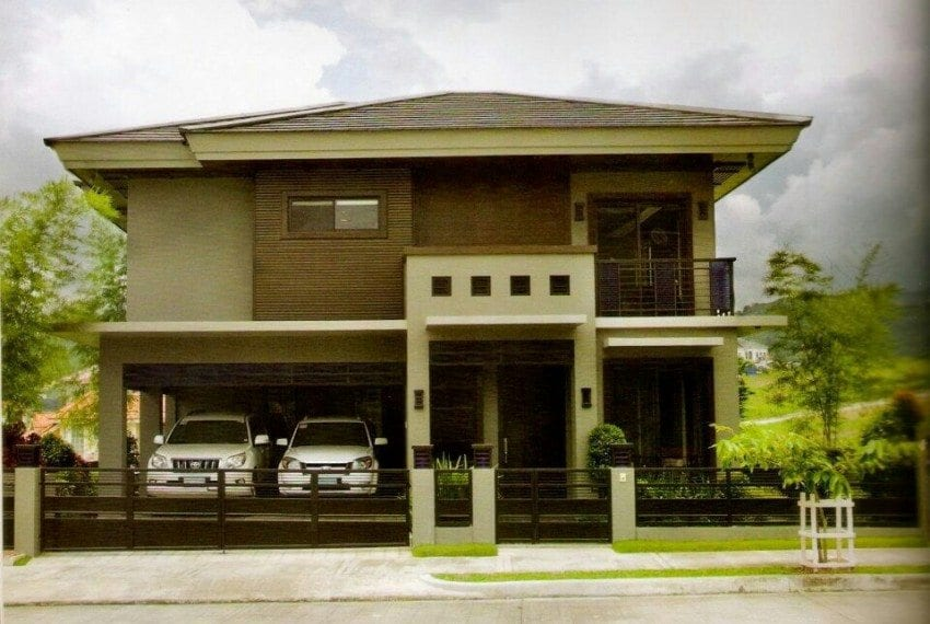 home residential house and lot modern 6 bedroom house for rent in cebu