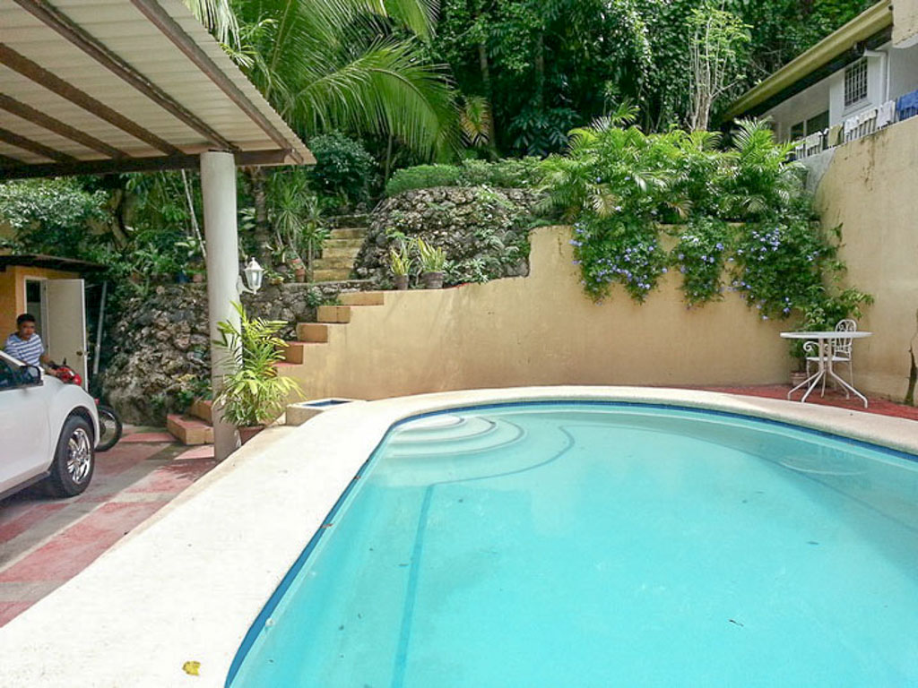 5 bedroom house with swimming pool for rent in cebu maria for 5 bedroom house with pool