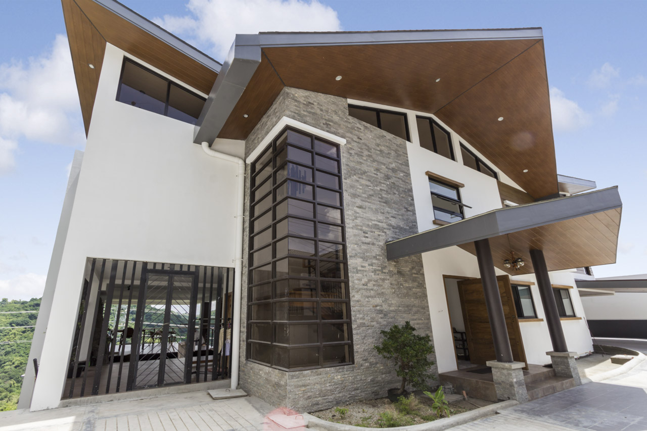 SRB121 Luxury 5 Bedroom House For Sale In Maria Luisa Park Cebu ...