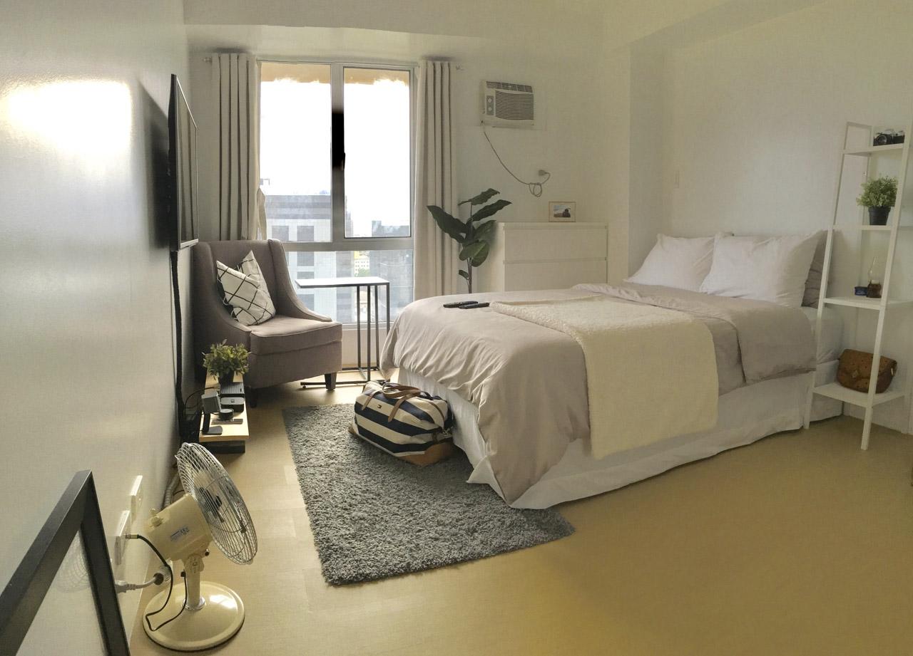 Fully Furnished Studio Condo for Rent in Cebu IT Park Avida