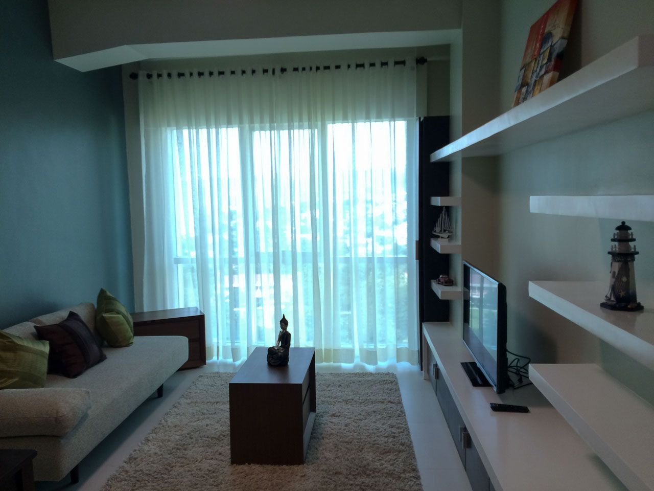 residential condominium 2 bedroom condo for rent in cebu city lahug