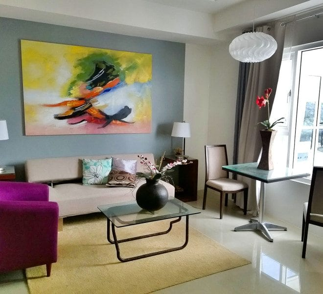 Condo for Rent in Cebu IT Park