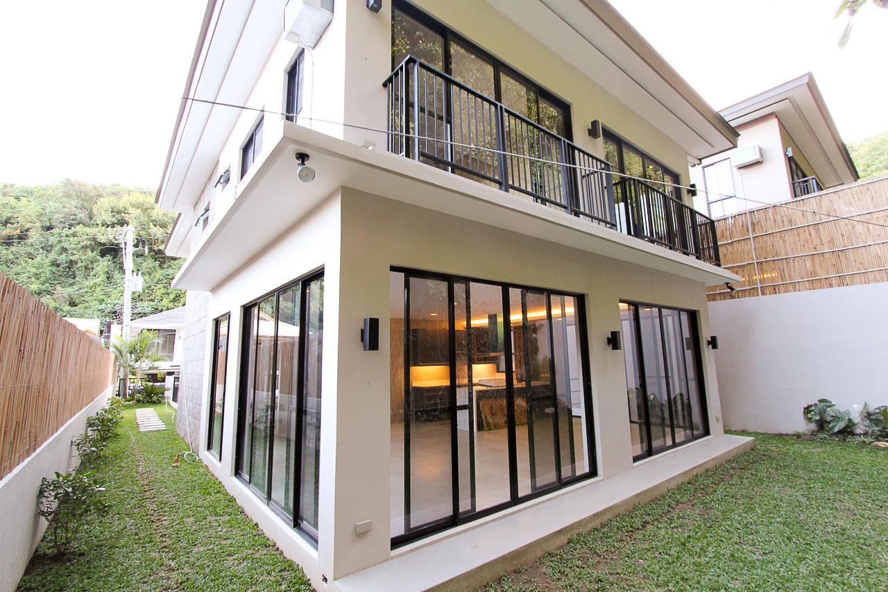 4 bedroom house for rent in maria luisa estate park  cebu