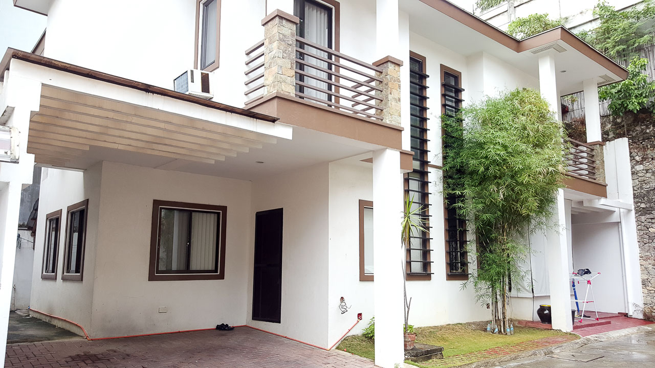 Rh243 3 Bedroom House For Rent In Cebu City Lahug Grand Rea