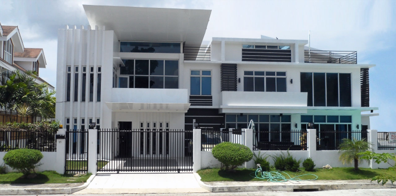 5 bedroom modern house modern house in royal cebu estates cebu grand realty 13976