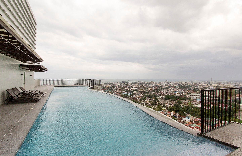 Condo For Rent In Calyx Residences Cebu Business Park Cebu Grand Realty