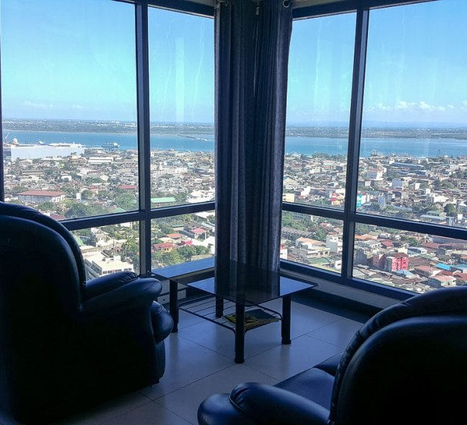 club ultima cebu condo for rent