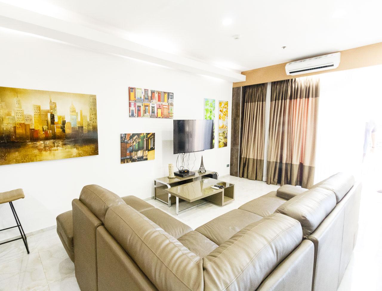 2 Bedroom Condo for Rent in Cebu Business Park