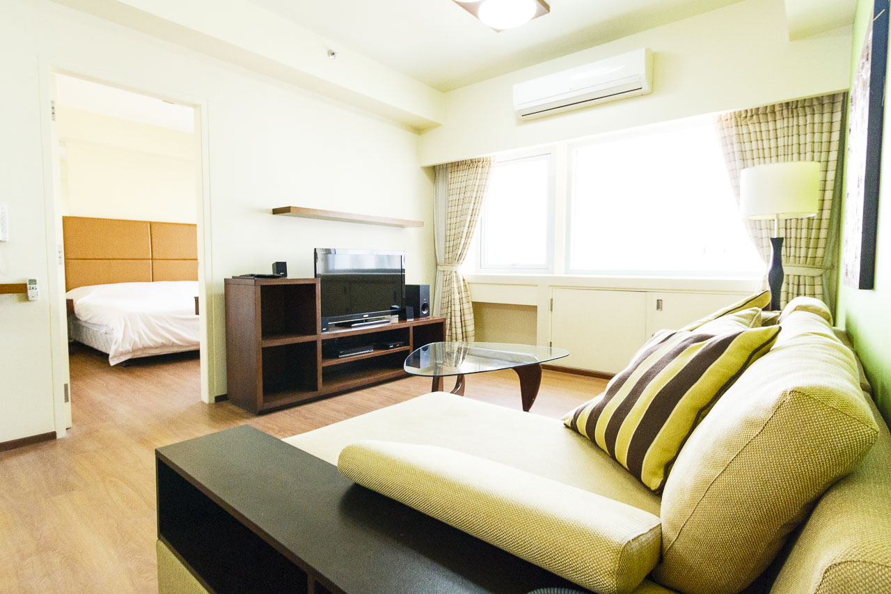 home residential condominium furnished 2 bedroom condo for rent in