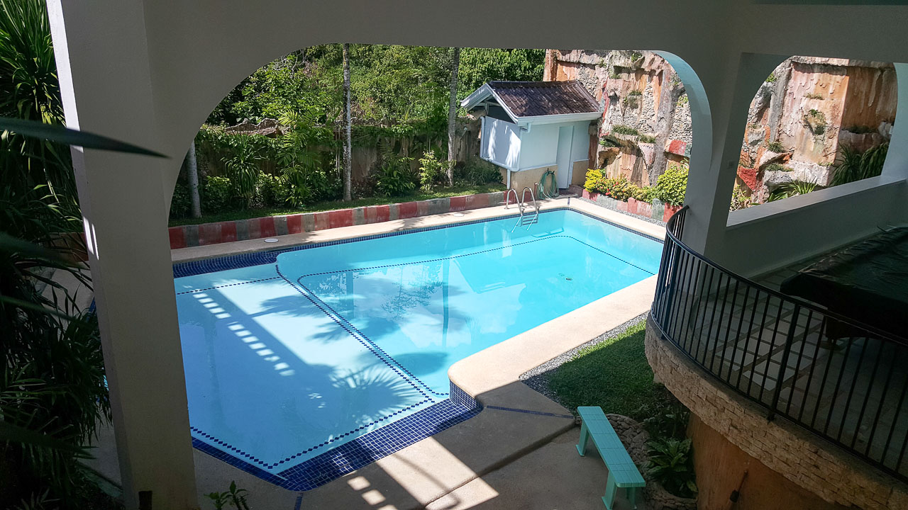 House with swimming pool for rent in maria luisa estate park - 4 bedroom houses for rent in virginia beach ...