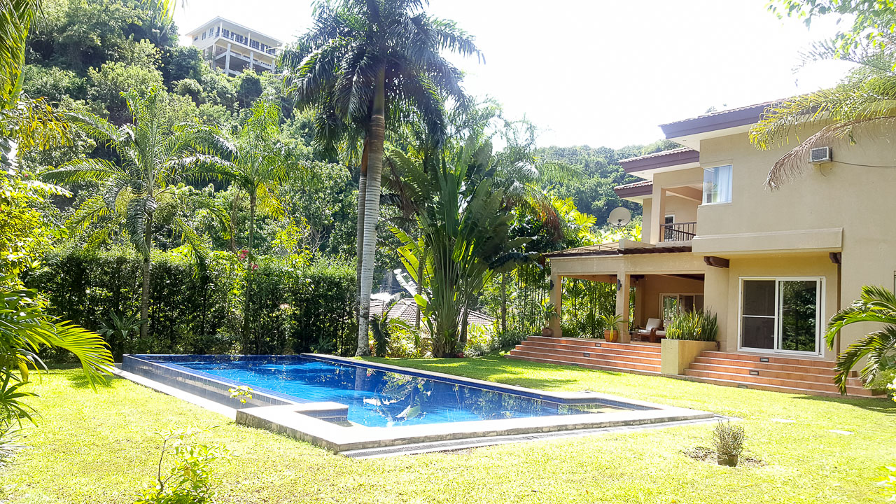 house and lot beautiful 4 bedroom house with swimming pool for rent