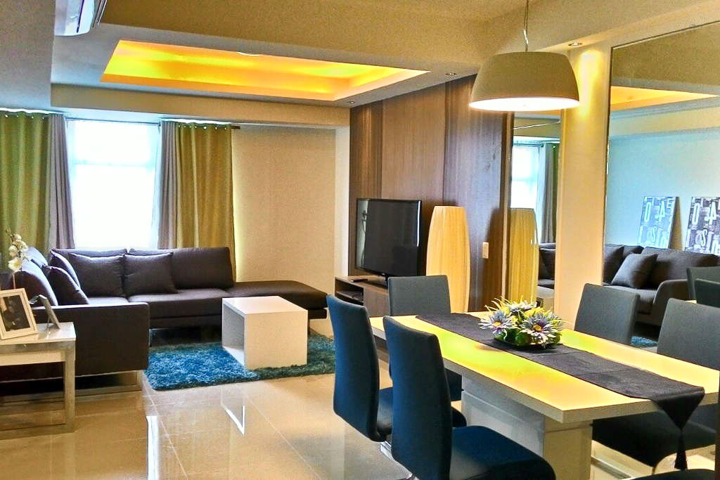 Condo For Rent In Cebu Sedona Parc Cebu Grand Realty