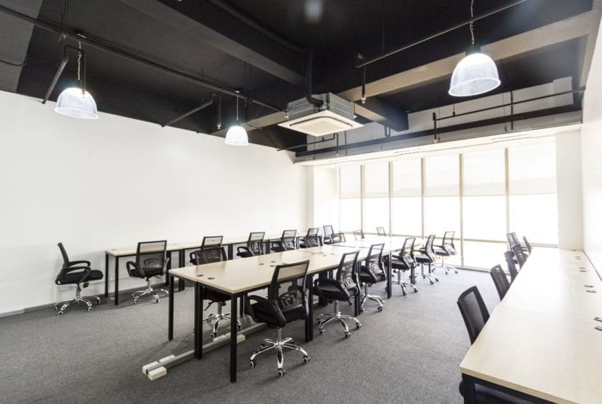 RCP139 Fitted Office Space for Rent in Cebu IT Park Cebu Grand R