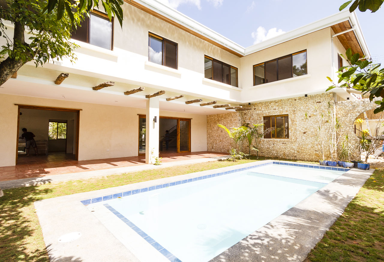 home residential house and lot brand new house for rent in cebu city