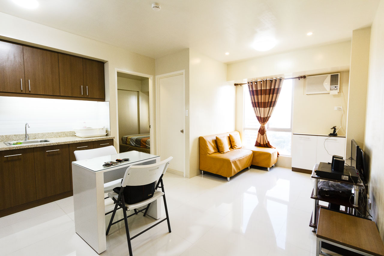 Condo for rent in avida towers 2 cebu it park cebu grand for 1 bedroom condo for rent