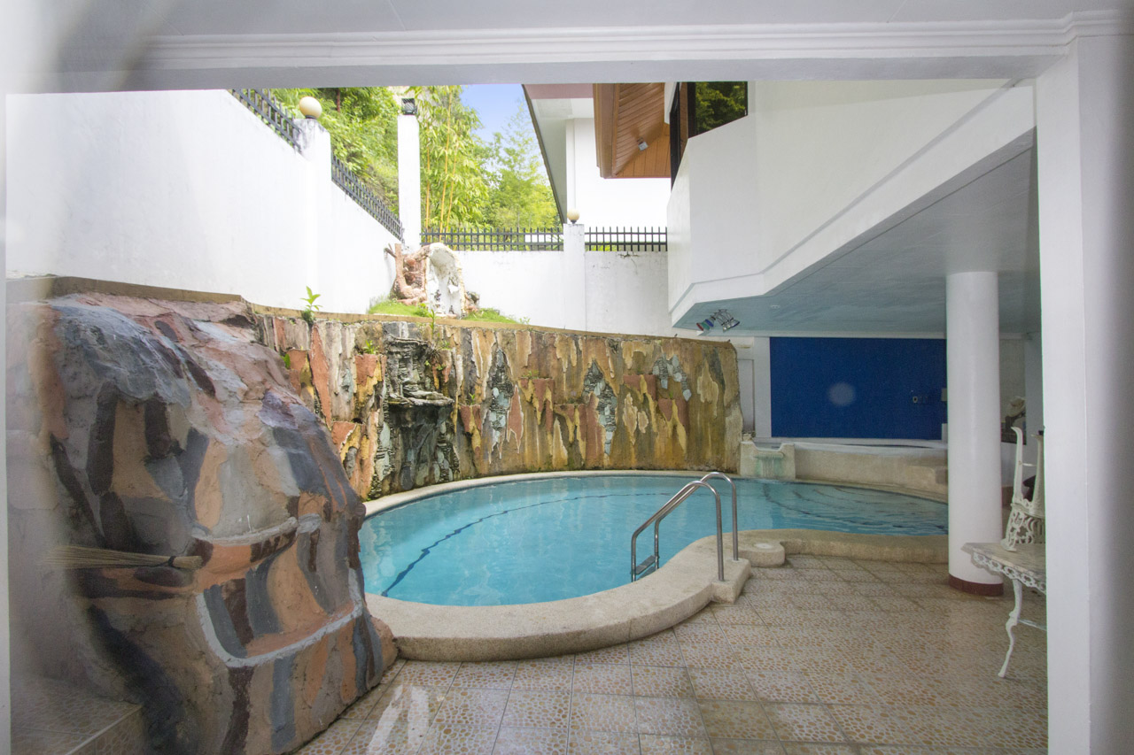 House for rent in maria luisa cebu cebu grand realty - Houses with swimming pools for rent ...