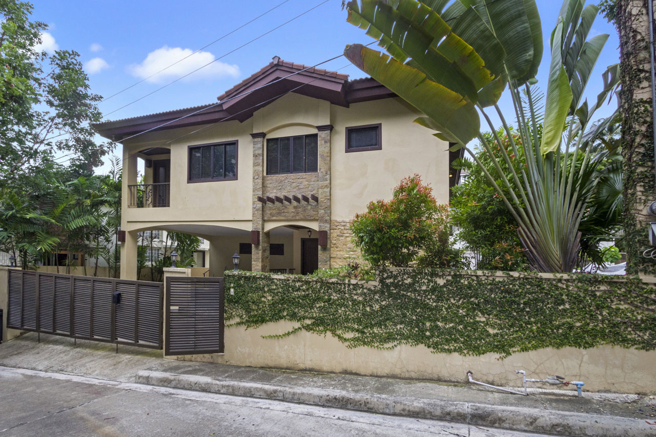 4 Bedroom House For Rent In Maria Luisa Cebu City Cebu