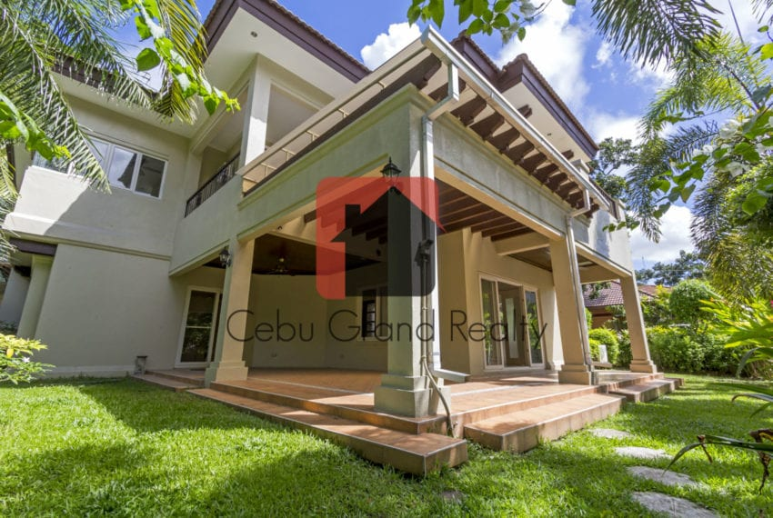 RHML49 3 Bedroom House for Rent in Maria Luisa Park Cebu Grand R
