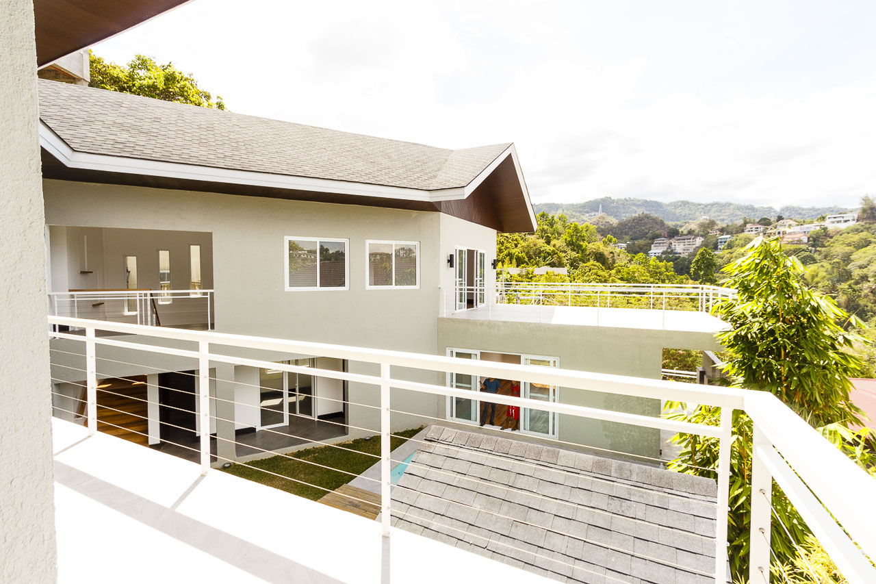 New 4 bedroom house for rent in maria luisa park cebu - Houses with swimming pools for rent ...