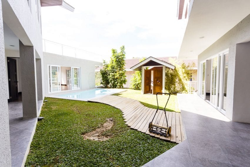 SRB102 New 4 Bedroom House for Sale in Maria Luisa Park Cebu Cit