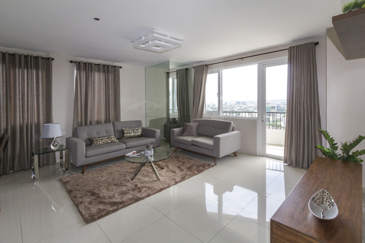 SRB126H 3 Bedroom Penthouse Condo For Sale In Calyx Residences C