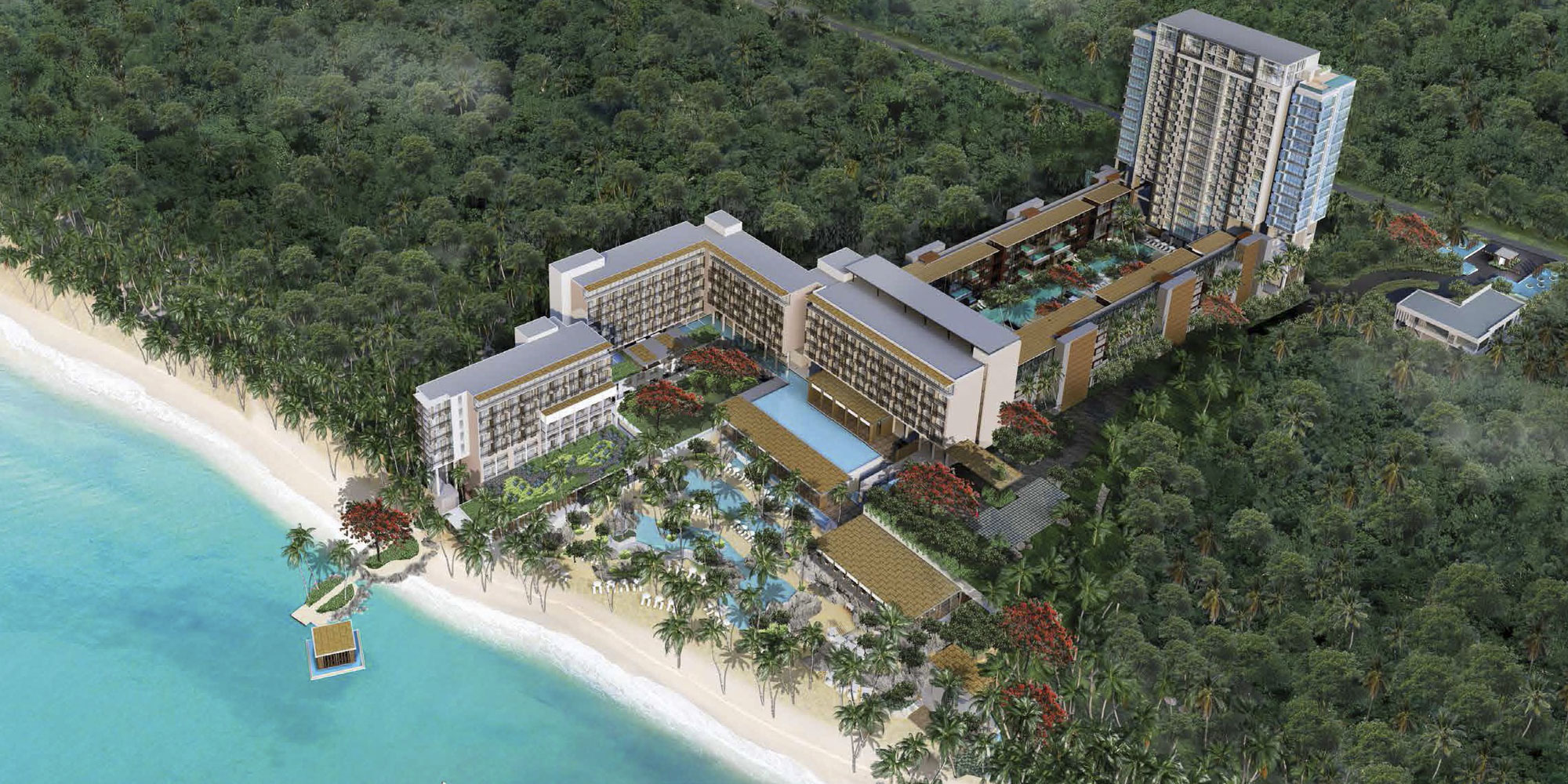 The Sheraton Cebu Mactan Resort And Residences Cebu