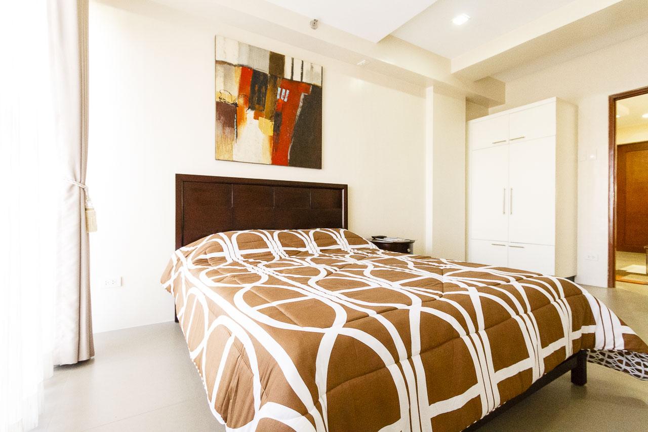 fully furnished 1 bedroom condo for rent in cebu it park cebu grand