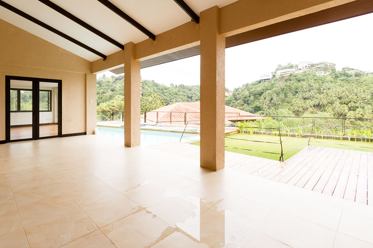 brand new 5 bedroom house for rent in maria luisa park