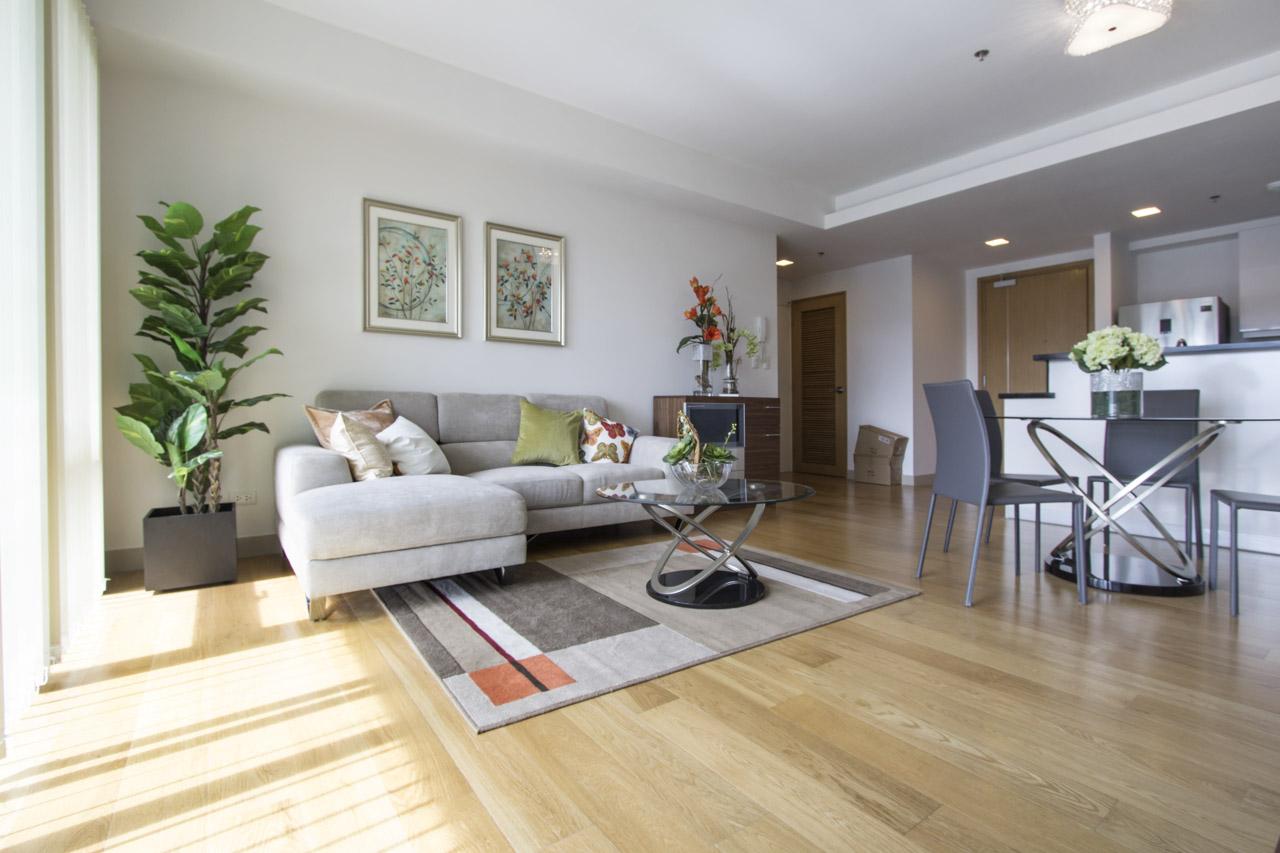 Brand New 1 Bedroom Condo for Rent in Cebu Business Park Cebu Grand Realty