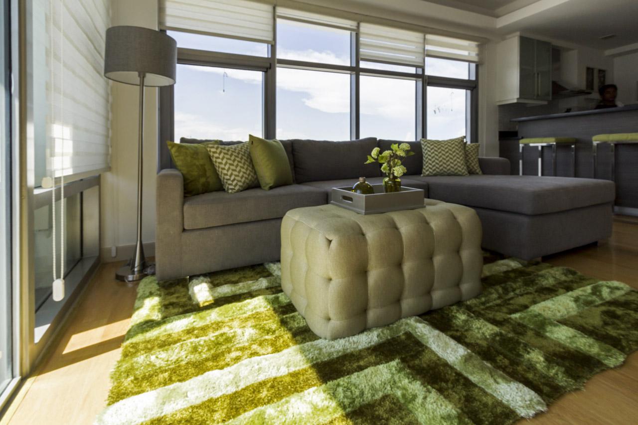 New 1 Bedroom Condo for Rent Overlooking Cebu Business Park Cebu Grand Realty