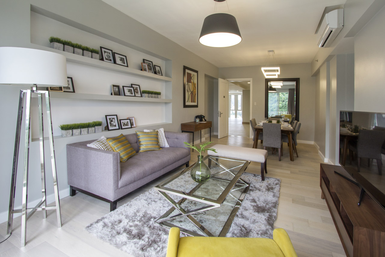brand new modern 2 bedroom condo for rent in lahug • cebu
