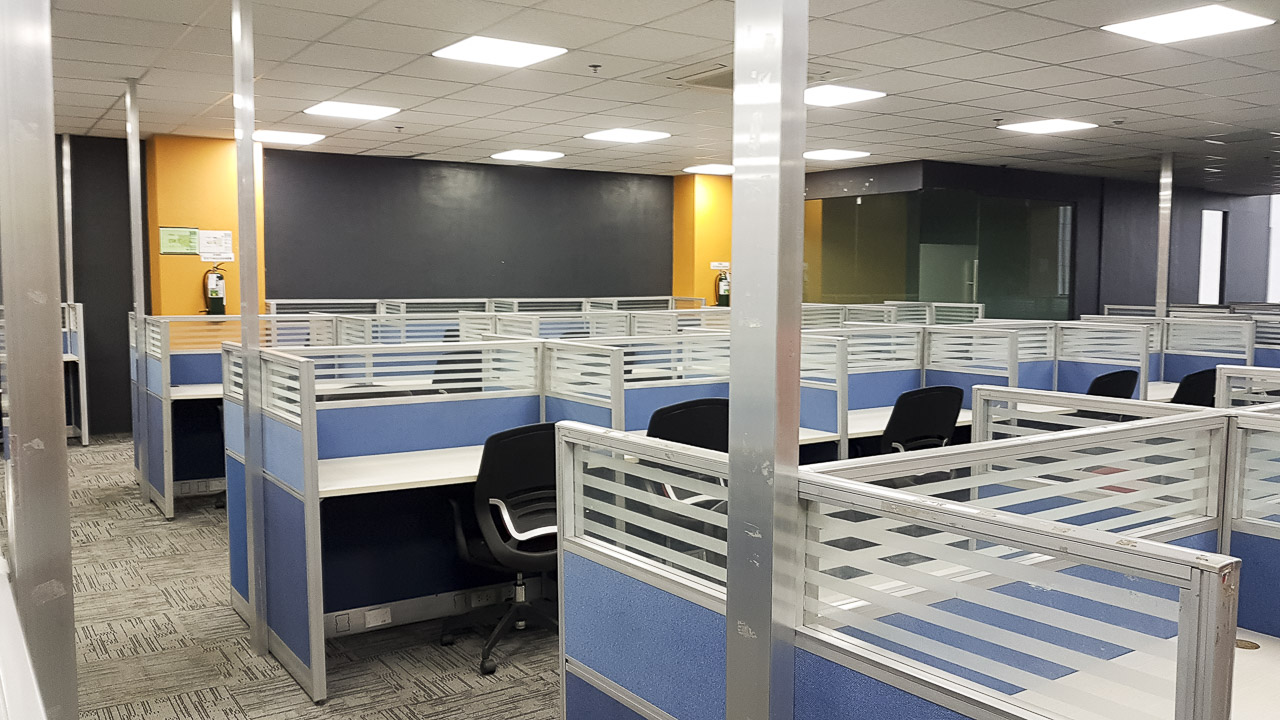 551 sqm fitted office space for rent in cebu business park cebu grand realty - Small business spaces for rent set ...