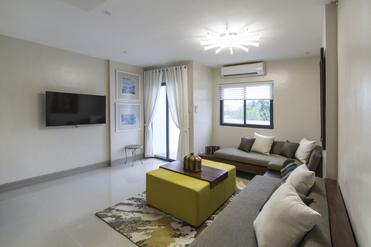 New 2 bedroom condo for rent in grand residences cebu for 1 bedroom condo for rent