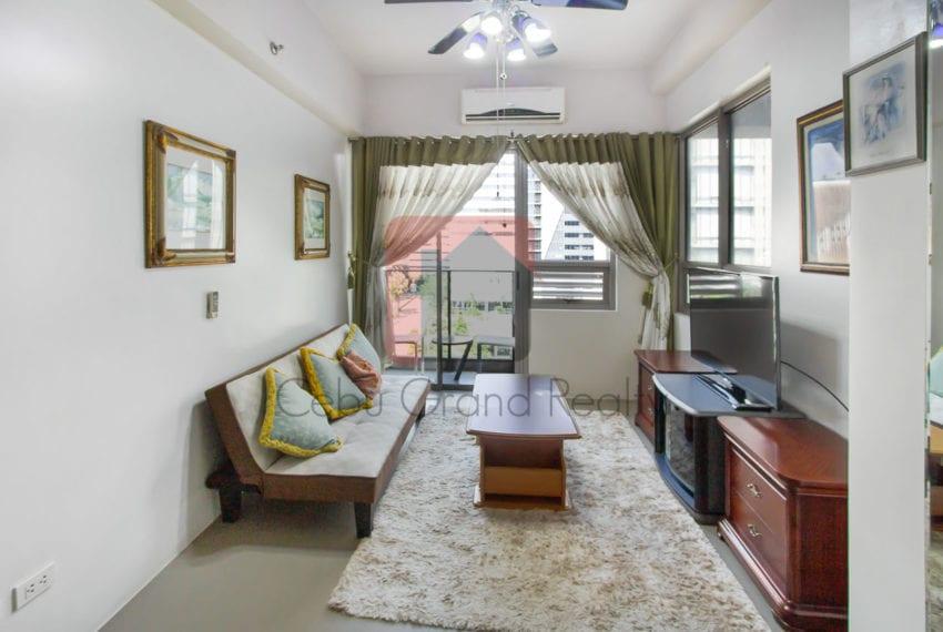 RCAP10 1 Bedroom Condo for Rent in Cebu IT Park Cebu Grand Realt