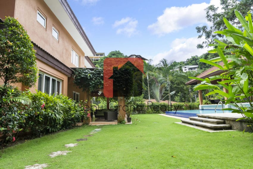 RHML40 4 Bedroom House for Rent in Maria Luisa Park Cebu Grand R