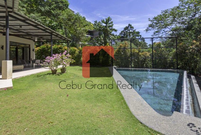 RHML30 4 Bedroom House for Rent in Maria Luisa Park Cebu Grand Realty
