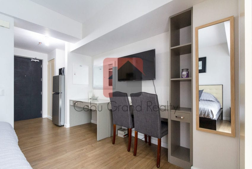RCS10 Furnished Studio for Rent in Solinea Towers