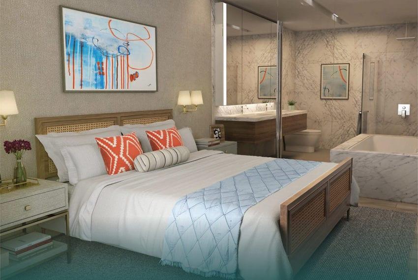 SRD56 Beachfront 2 Bedroom Condo for Sale in Aruga Resort and Residences – Mactan - Cebu Grand Realty (1)
