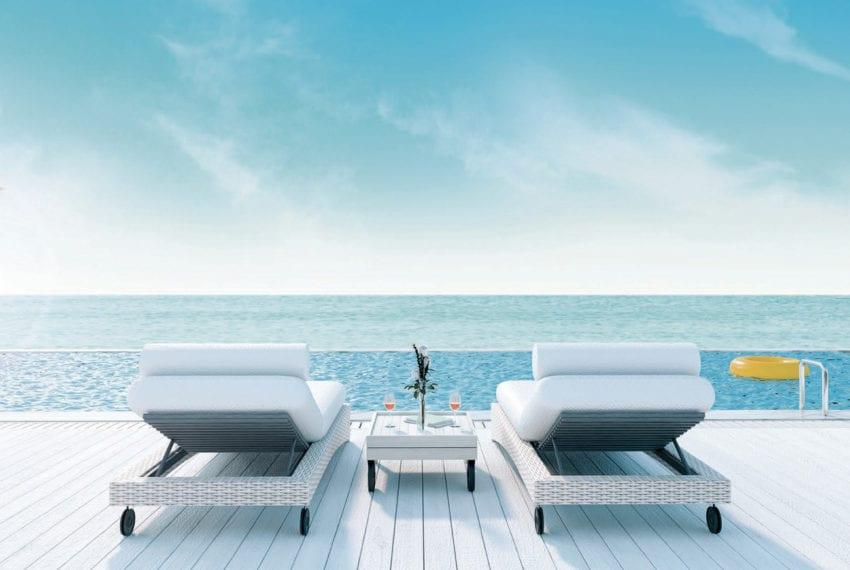 SRD56 Beachfront 2 Bedroom Condo for Sale in Aruga Resort and Residences – Mactan - Cebu Grand Realty (14)