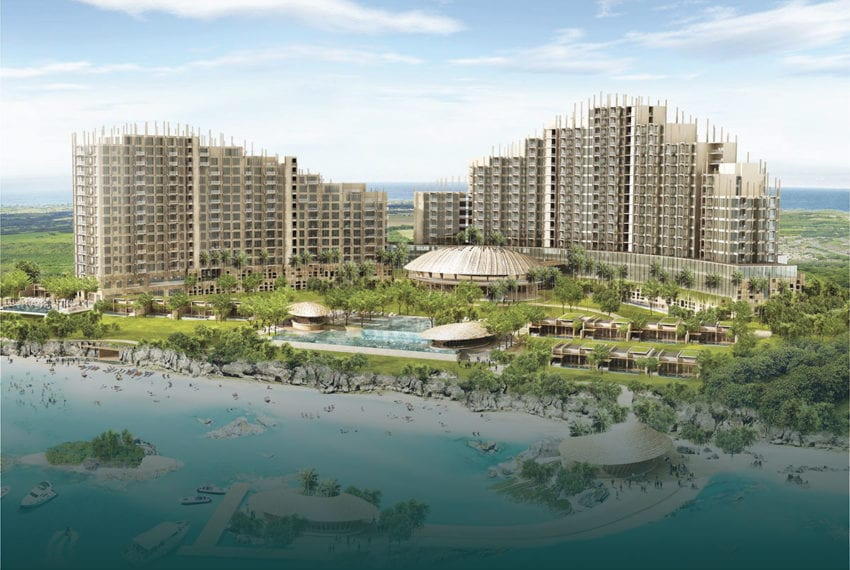 SRD56 Beachfront 2 Bedroom Condo for Sale in Aruga Resort and Residences – Mactan - Cebu Grand Realty (3)