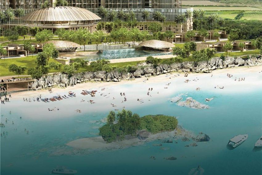 SRD56 Beachfront 2 Bedroom Condo for Sale in Aruga Resort and Residences – Mactan - Cebu Grand Realty (7)