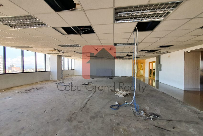 RCPCB1 250 SqM Office Space for Rent in Cebu Business Park Cebu