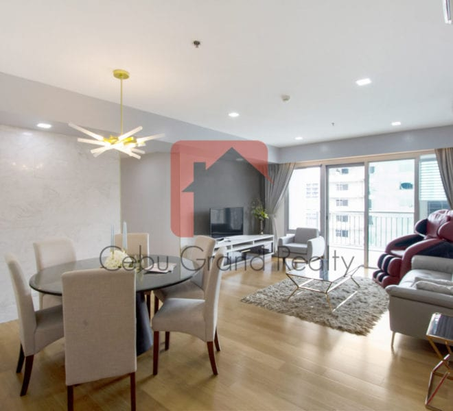 3 Bedroom for Rent in Park Point Residences