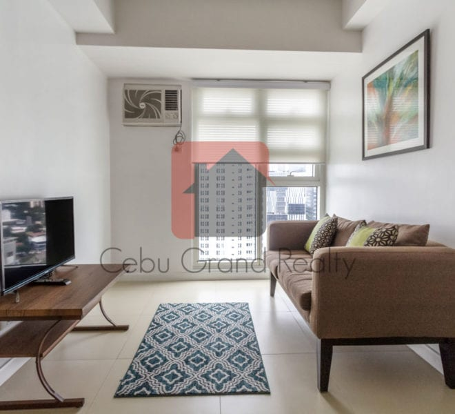 Furnished 1 Bedroom Condo for Rent in Solinea