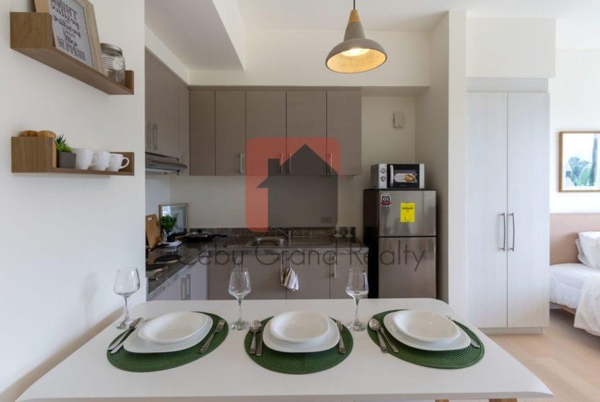 RCTTS25 Modern Studio for Rent in 32 Sanson Cebu Grand Realty