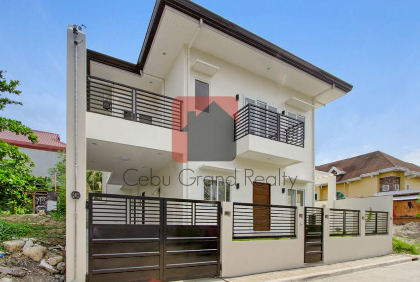New 4 Bedroom House for Sale in Talamban